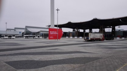 Vodafone auf der Cebit 2016