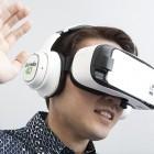 Entrim 4D: Samsungs Kopfhörer soll echte Bewegungen in VR vorgaukeln