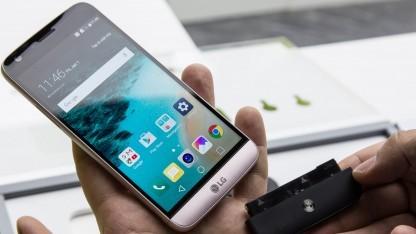 LGs G5 kostet 700 Euro.