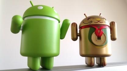 Grund zur Freude: Marshmallow kommt auf weitere Smartphones.