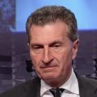 Günther Oettinger auf Media Convention: Auch der Kommissar will ohne Diskriminierung googeln