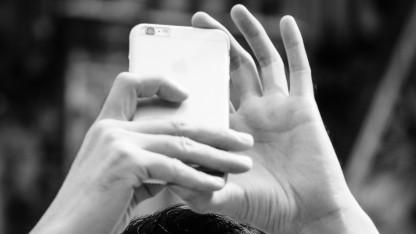 Selfies könnten bald zum Bezahlen genutzt werden.