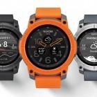 Nixon Mission: Robuste Android-Wear-Smartwatch für Surfer und Skifahrer