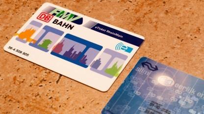 Das Rhein-Main-E-Ticket ist erheblich schlechter als die OV-Chipkarte der Niederlande.