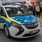 Connected Car: Die Polizei vernetzt den Streifenwagen