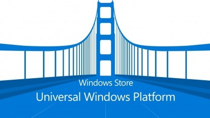 Artwork der Universal Windows Platform