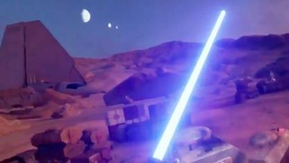 Trails on Tatooine