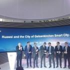 Internet der Dinge: Gelsenkirchen will mit Huawei zur Safe und Smart City werden