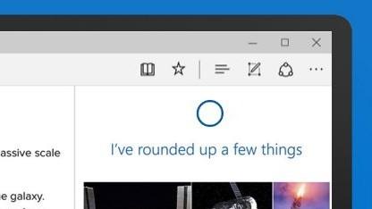 Der Edge-Browser hat bisher nur wenige Erweiterungen.