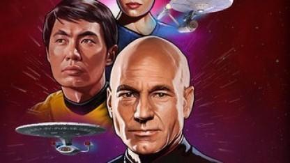 Artwork von Star Trek Timelines