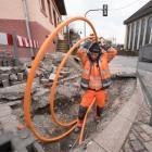 Glasfaser: Telekom baut Neubaugebiete mit FTTH aus