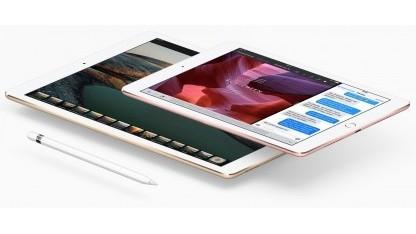 Kleines iPad Pro langsamer als das große