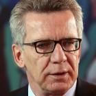 """Innenminister de Maizière: """"Datenschutz ist schön, aber Sicherheit hat Vorrang"""""""