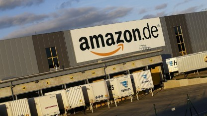 Amazon-Standort in Koblenz