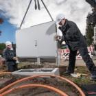 Umgefahren: Telekom-Ausfall nach Autounfall an Kabelverzweiger