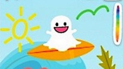 Snapchats Firmenmaskottchen Boo