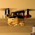 Picobug: Ein Quadrocopter, der laufen kann