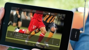EyeTV-Hardware am iPad