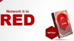 Western Digital hat die Kapazität seiner NAS-Festplattenserie erhöht.