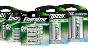Akku Energizer Recharge: Material aus alten Autoakkus