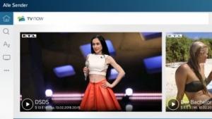 RTLs neue Mediathek-App heißt TV Now.