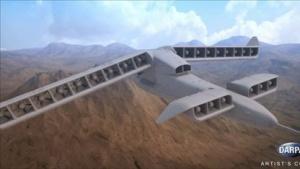 VTOL X-Plane: nicht so bald reif für die Serienproduktion