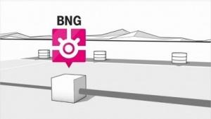 BNG-Einsatz als Grafik bei der Telekom