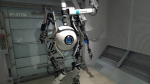 Aperture Robot Repair Demo