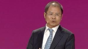 Eric Xu, Rotating Chief Executive Officer von Huawei