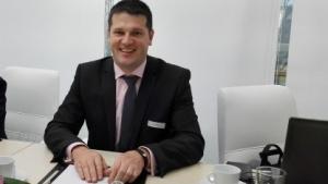 Norman Frisch, Head of Business Development Transport Solutions bei Huawei