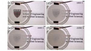 Die von den Forschern Shian und Clarke entwickelte Technik im Beispiel