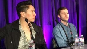 """Dennis """"Thresh"""" Fong und Stephen Ellis (früher SK Gaming)"""