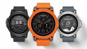 Die Nixon Mission, eine Android-Wear-Smartwatch für Sportler
