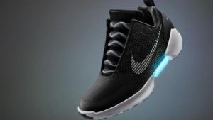 Die selbstschnürenden Hyperadapt 1.0 von Nike