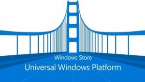 Artwork der Universal Windows Platform