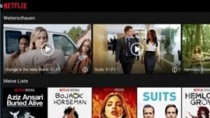 Update macht Netflix-App für Android kaputt.
