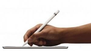Eingabe per Stift (Bild: Apple/Bildbearbeitung: Golem.de), Eingabegerät