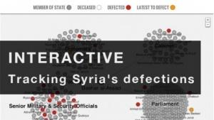 Mit einem interaktiven Tool zur Datenvisualisierung wollte Google auch die syrische Opposition stärken.