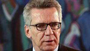Innenminister de Maizière lehnt ein gemeinsames EU-Terrorabwehrzentrum ab.
