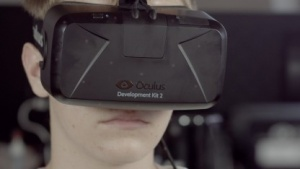 Das neue Oculus Home unterstützt auch das Oculus Rift Development Kit 2.