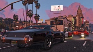 GTA 5 - das in Los Angeles aka Los Santos spielt
