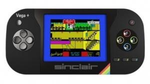 Sinclair ZX Spectrum Vega+ macht Probleme.