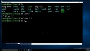 Die Bash läuft jetzt auch auf Windows, in einem speziellen Ubuntu-System ohne Virtualisierung.