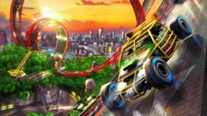 Artwork von Trackmania Turbo