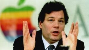 Apple-Chef Michael Spindler im Jahr 1996