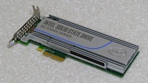 Intels DC P3320 als PCIe-Steckkarte