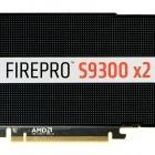 FirePro S9300 x2: AMDs neue Profikarte ist eine doppelte Nano