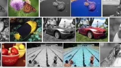 Eine Auswahl der per neuronalem Netzwerk kolorierten Bilder