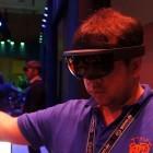 Hololens im zweiten Hands on: So stellt man sich Augmented Reality vor