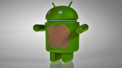 Der kleine Androide wird im November wieder ordentlich gepatcht.